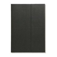 Paper-Oh 9010-6 Circulo A5 Çizgili Black On Grey Defter