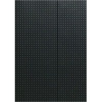 Paper-Oh 9000-7 Circulo A4 Çizgili Black On Grey Defter