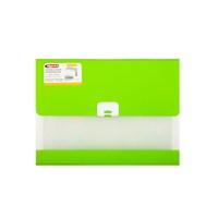 Bigpoint Yeşil Körüklü Dosya 13 Cepli Lolly