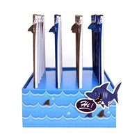 Lets Animal Köpek Balığı Kurşun Kalem L-3134 Tekli