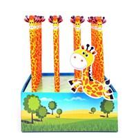 Lets Animal Zürafa Kurşun Kalem L-3137 Tekli