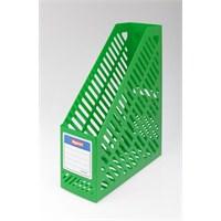 Bigpoint Plastik Kutu Klasör Yeşil