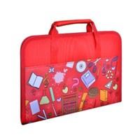 Lets Çanta Seti 24 Renk Boya Kalemi, 2 Adet Başlangıç Kalemi,2 Adet Kurşun Kalem Ve Boyama Kitabı L-10804