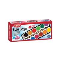 Lets Sulu Boya 12 Renk Değişebilir Tablet L-10512