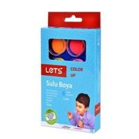 Lets 8 Renk Sulu Boya L-10308