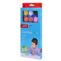 Lets 21 Renk Sulu Boya L-10321
