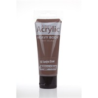 Bigpoint Akrilik Boya 75 Ml Vandyke Brown 690