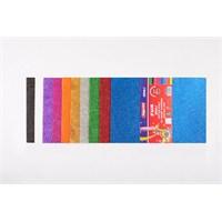 Bigpoint Eva Simli Yapışkanlı 35X50 10 Renk Karşık