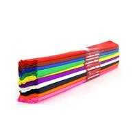 Lets Krapon Kağıdı Canlı Renkler 10 Renk Karışık Fkk-00