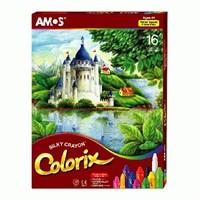 Amos Colorix 16 Renk Çok Amaçlı Boya Crx 5P16
