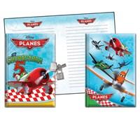 Keskin 310200-48 Planes 14x20 cm 104 Yaprak Hatıra Defter