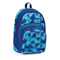 Yaygan Okul Çantası Mavi