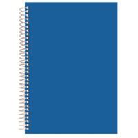 Notte 60140 Plastik Kapak Spiralli A4 Müzik Defteri 40 Yaprak Mavi