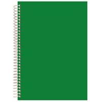 Notte 60140 Plastik Kapak Spiralli A4 Müzik Defteri 40 Yaprak Yeşil