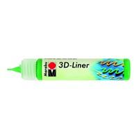 Marabu 3D Liner Kalem Açık Yeşil 25 Ml 180309662