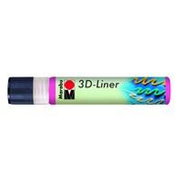 Marabu 3D Liner Kalem Pembe 25 Ml 180309633