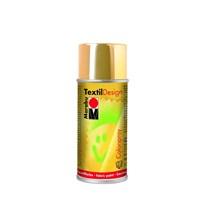 Marabu Tekstil Design Spray Altın 150 Ml 171706084