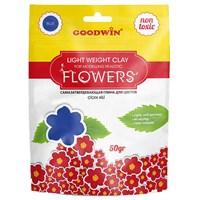 Goodwin Çiçek Kili Mavi 50 Gr.