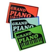 Grand Piano Renkli Dosya - Mavi