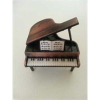 Kuyruklu Piyano Maket Kalemtraş