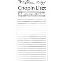 Chopin - Listz Notluk
