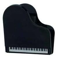 Piyano Şeklinde Siyah Mıknatıslı Kıskaç