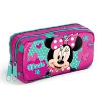 Yaygan 72130 İki Bölmeli Minnie Mouse Kalem Çantası