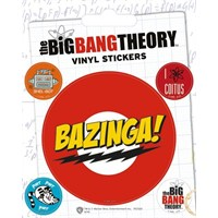 The Big Bang Theory Bazinga Etiket