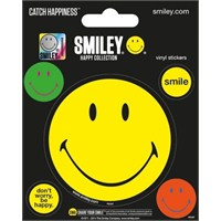 Smiley Happy Collection Etiket