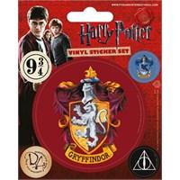 Harry Potter Griffindor Etiket