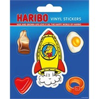 Haribo (Starmix) Etiket