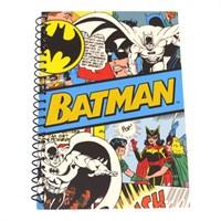 A5 Defter DC Comics Batman Retro (İnce Kapaklı)