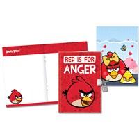Keskin 310200-46 Angry Birds 14x20 cm Hatıra Defteri 104 Yaprak