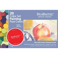 Panpastel Set - 20 Colors Painting - 30201