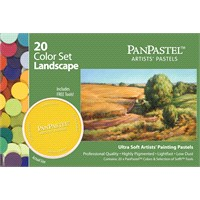 Panpastel Set - 20 Colors Landscape - 30202