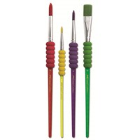 Faber 181620 Soft Touch Fırça Seti 4'lü
