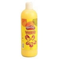Play-Doh 500Ml Parmak Boyası Sarı