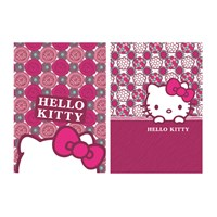 Hello Kitty Campus Defter 26*18,5 40 Yp.Kareli