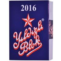 Yıldızlı Blok 2016 Masa Takvimi