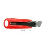 Mas 2770 Maket Bıçağı Yaylı Güvenlik Plastik Gövde