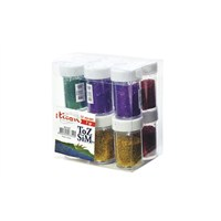 Ticon 62147 Toz Sim 7 ml Tüpte Karışık Renk 12'li