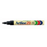 Artline EK-70 Yuvarlak Uç Permanent Markör