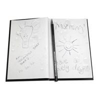 Luckies Waterproof Notebook - Su Geçirmez Defter