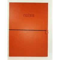 Make Notes Klasık Orange Koll. A4 Defter