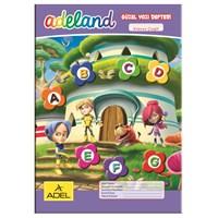 Adeland Güzel Yazı Defteri A5 Kılavuz Çizgili, 30 Yaprak