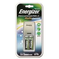 Energizer (F19-5393) CH2PC2 Mini Şarj Cihazı 2AA 2650Mah Pilli