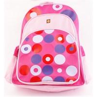 Umix My Retro Bag Pembe Okul Çantası (U9108PE)