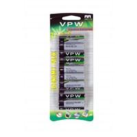 Vpw Vh-12 AA Lr-6 Alkalin Kalem Pil 12'Li Paket