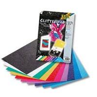 Folia Simli Elişi Kağıdı 70 gsm 23x33 cm 10 Farklı Renk