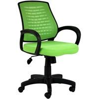 Bürocci Ergo Plastik Ayaklı Çalışma Koltuğu Yeşil 2052F0543